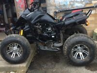 Quad / road legal fully working just needs seat £900 open to sensible offers