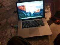 8 x MacBook Pro 15 inch job lot