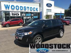 2013 Ford Edge SEL, CANADIAN COMFORT PACKAGE