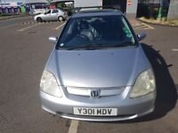 Honda civic 1.6executive