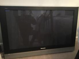 42'' panasonic plasma tv. model TH-42-PE50B