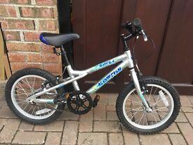 "Dawes Blowfish 16"" Boys bicycle, good condition."