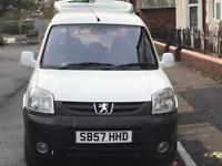 Peugeot Partner wheelchair accessible 1.6 HDI