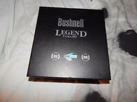 Bushnell Legend Ultra HD 10x42 Roof Prism Binoculars - Boxed & Complete