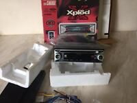 Sony Explod Radio CD player