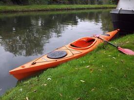 Eskay 13 feet touring kayak