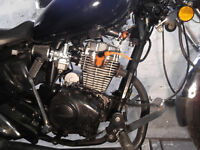 125cc Motorcycle For Sale - SOLD - DEPOSIT TAKEN