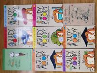 Jody Moody x 9 books