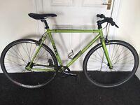 'Fixie' Single Speed Road Bike