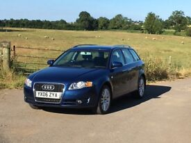 Audi A4 Avant, Automatic, FSH, Excellent Condition, 4 New Tyres, Non Smoker Owner,