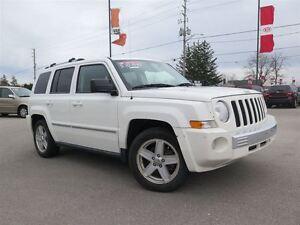 2010 Jeep Patriot Limited AWD