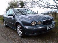2001 Jaguar x type V6 SE Auto