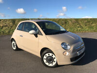 2015 FIAT 500 ONLY 9,000 MILES IN STUNNING CONDTION THROUGHOUT FULL SERVICE HISTORY! HPI CLEAR!