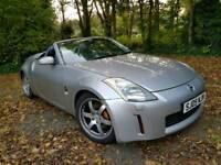 NISSAN 350Z GT 3.5 V6, MANUAL, CONVERTIBLE