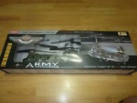 RARE SYMA S022 Big CH-47 Chinook 3 Channel RC Helicopter