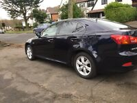LEXUS Is220d 58 DIESEL 6 speed manual ready for work