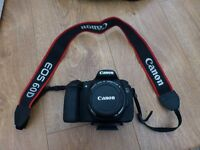 Canon EOS60D, 50mm fixed lens with UV filter - Immaculate Condition, Hardly used!