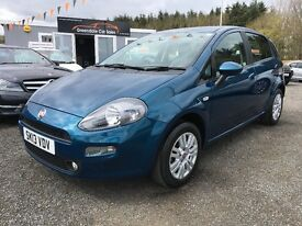 2013 Fiat Punto, 1.2 , 12 MONTHS WARRANTY, Finance Available
