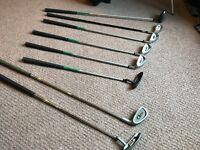 Junior Golf Set with Tour Golf Stand