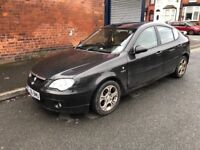 Proton 5door petrol leather 44587 miles .....2006 year
