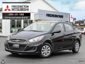 2016 Hyundai Accent GL! REDUCED! HEATED SEATS! ONLY 19K!