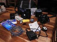 Sony DSLRA500L Alpha 12.3 MP Digital Camera