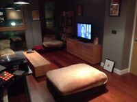 CITY CENTRE / HARBOURSIDE - double room (2 bed flat) all bills inc