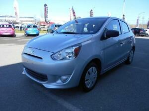 2015 Mitsubishi Mirage ES PLUS A/C