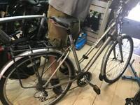 Specialized Globe Road Silver Bike