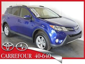 2014 Toyota RAV4 4WD XLE Mags+Toit Ouvrant PEA 2020/200 000 Km