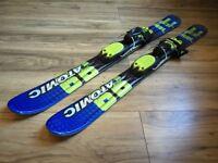 Atomic 99+ Carv X Skis/Blades