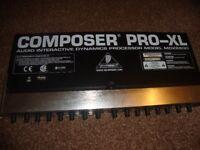 BEHRINGER Composer Pro-XL
