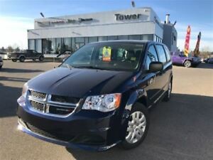 2017 Dodge Grand Caravan -POWER DOORS, STOW&GO SEATS, AUX