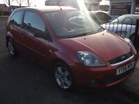 2006 56 FORD FIESTA 1.4 TDCI 5DR ZETEC CLIMATE IMMACULATE CAR VERY GOOD ON FUEL CHEAP TO INSURE