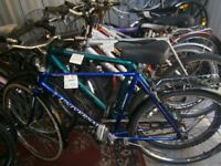 Used second hand Bike bicycle cycle bikes bicycles, more than 20 bikes for sale