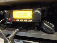 Yaesu FT-2900 75 watt high power mobile 2m radio