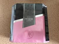 New Avon femme gift set