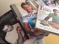 Gino D'acampo books (3)