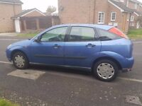 Ford Focus-10 months MOT remaining-Excellent first time car/runaround/Very reliable/cheap to run