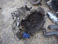 for breaking zafira 2l diesel 2005 perfect gearbox turbo alternator and etc