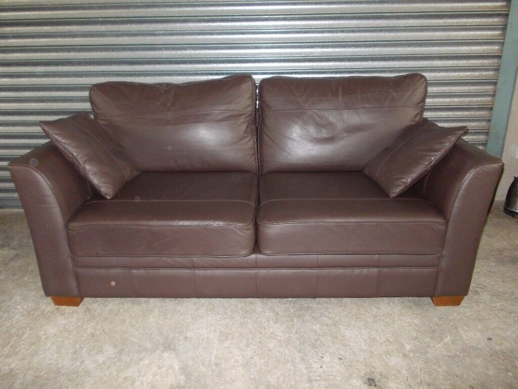 Marks And Spencer 2 Seater Leather Sofa Brokeasshome Com