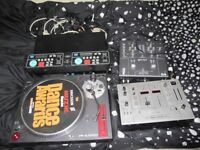 Pioneer DJM300S,GeminiPMX-04,SONY PS-DJ900 Electro VISION HDJ2000 Dual CD-player