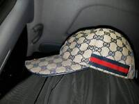 Limited edition gucci hat (not armani,versace,burberry,prada)