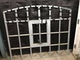 Metal Window Frame
