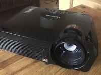VIEWSONIC PRO6200 PROJECTOR(spares or repair please read description for fault )