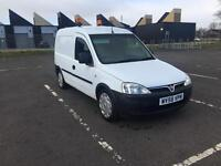 2008 Vauxhall Combo## Direct From BT## Full Service History ## No Vat