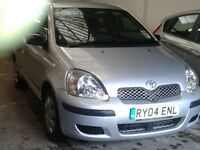 TOYOTA YARIS 1.0 (LOW MILEAGE)
