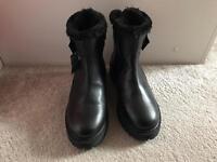 Zara women boots