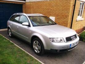 Audi A4 1.9tdi Spares or repair