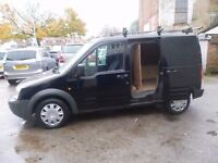 Ford TRANSIT CONNECT 200 D SWB,clean tidy work van,new tyres,new clutch,side loading door,ND07YWA